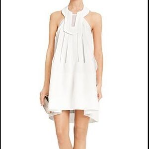 DVF l Ivory Xandra Halter Dress